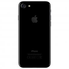Вид Apple iPhone 7 128GB Jet Black сзади