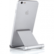 Подставка Seenda Metal Stand Desktop Mount Holder для iPhone/iPad mini, серебристый, фото 2
