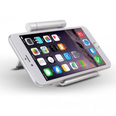 Подставка Seenda Metal Stand Desktop Mount Holder для iPhone/iPad mini, серебристый, фото 5