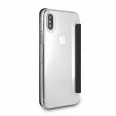 Чехол-книжка Lagerfeld для iPhone X,  Embossed Pins, черный, KLFLBKPXPPIN, фото 3