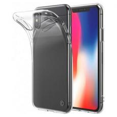 Чехол-накладка LAB.C Slim Soft для iPhone X/Xs, поликарбонат, прозрачный, фото 1