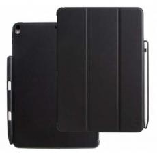 Чехол Uniq Transforma Rigor + держатель стилуса для iPad Pro 10.5, черный, фото 1