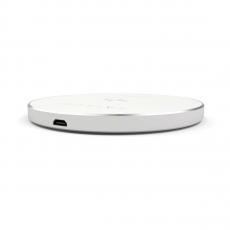 Беспроводное зарядное устройство Satechi Wireless Charging Pad (серебристый), фото 3