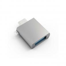 """Алюминиевый USB-хаб Satechi Type-C USB 3.0, """"серый космос"""", фото 2"""