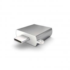 """Алюминиевый USB-хаб Satechi Type-C USB 3.0, """"серый космос"""", фото 3"""