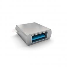 """Хаб Satechi, с USB-C на 2xUSB-A (3.0), """"серый космос"""", фото 4"""