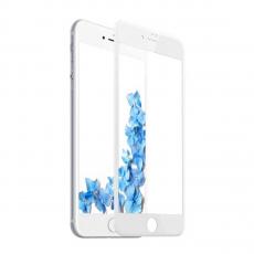 Защитное стекло Goldspin 3D для iPhone 8/7, 0.3mm, белое, фото 1