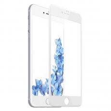 Защитное стекло Goldspin 3D для iPhone 8Plus/7Plus, 0.3mm, белое, фото 1