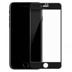 Защитное стекло на весь экран Goldspin 2.5D для iPhone 8Plus/7Plus, 0.3mm, черное, фото 1