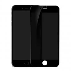 Защитное стекло Baseus Silk-screen Tempered Glass Film для iPhone 7/8, черное, фото 1
