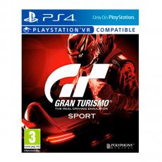 Игровая консоль PlayStation 4 Slim 1Tb + игра Gran Turismo Sport, фото 5