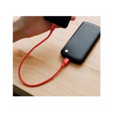 Кабель Baseus Rapid Series, с USB-A на USB-C, 2 метра, с подсветкой коннектора, красный, фото 2
