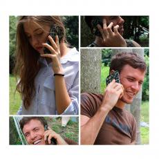 Чехол защитный Love Mei Camo Series для iPhone 7 и 8, коричневый, фото 2