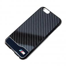 Чехол BMW M-Collection Alumin&Carb для iPhone 6/6S, черный, фото 2