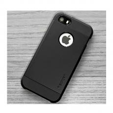 Чехол-накладка SGP Spigen Slim Armor для iPhone 6/6S, чёрный, фото 2