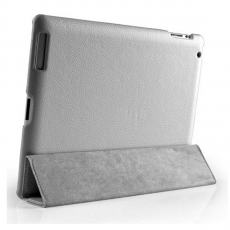 Чехол Jison Smart для Apple iPad 3, серый, фото 3
