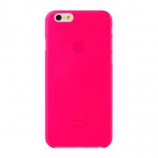 Чехол Ozaki O!coat 0.3 Jelly для iPhone 6/6S, розовый, фото 1
