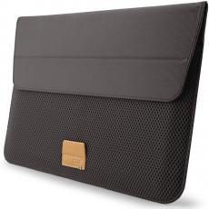 "Чехол-конверт Cozistyle ARIA Stand Sleeve для MacBook 15"" Pro Retina, темно-коричневый, фото 1"