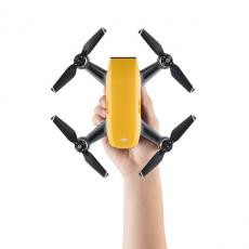 Миниатюрный квадрокоптер DJI Spark Sunrise Yellow, с камерой, фото 1