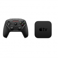 Беспроводной игровой контроллер SteelSeries Nimbus, черный, фото 4