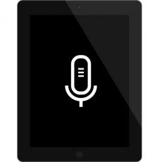 Замена микрофона iPad 3, фото 1