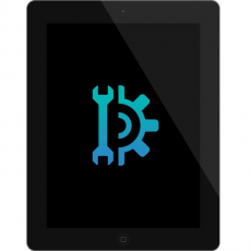 Замена Dock разъема (нижний шлейф) iPad 3, фото 1