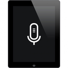 Замена микрофона iPad 4, фото 1