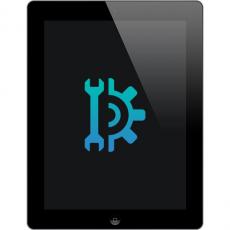Замена Dock разъема (нижний шлейф) iPad 4, фото 1