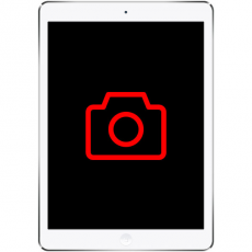 Замена камеры iPad Air, фото 1