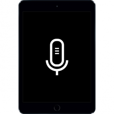 Замена микрофона iPad Mini 3, фото 1