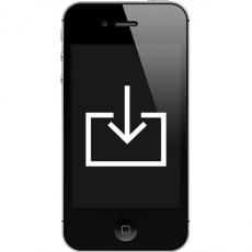 Работа с ПО устройства iPhone 4/4S, фото 1