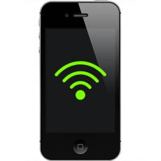 Ремонт/восстановление Wi-Fi (оригинал) iPhone 4/4S, фото 1