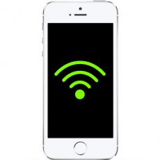 Ремонт/восстановление Wi-Fi (оригинал) iPhone 5/5S, фото 1