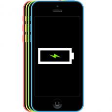 Замена аккумулятора iPhone 5C, фото 1