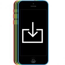 Работа с ПО устройства iPhone 5C, фото 1