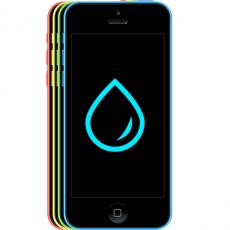 Ремонт после попадания жидкости iPhone 5C, фото 1