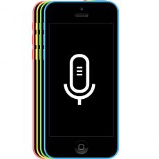 Замена микрофона (копия) iPhone 5C, фото 1