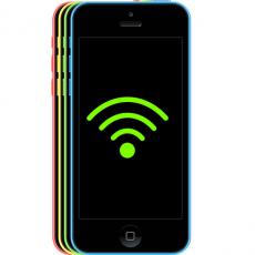 Ремонт/восстановление Wi-Fi (оригинал) iPhone 5C, фото 1
