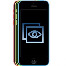 Замена стекла iPhone 5C, фото 1