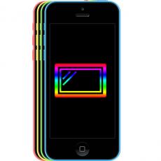 Замена дисплейного модуля (Оригинал) iPhone 5C, фото 1