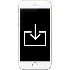 Работа с ПО устройства iPhone 6, фото 1