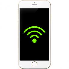 Ремонт/восстановление Wi-Fi (оригинал) iPhone 6, фото 1