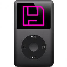 Замена жесткого диска iPod, фото 1