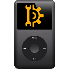 Пробойка внутренних элементов iPod, фото 1