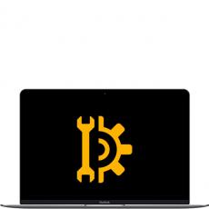 """Ремонт южного моста MacBook 12"""", фото 1"""