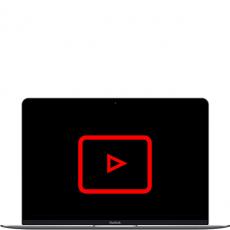 """Ремонт видеоадаптера MacBook 12"""", фото 1"""