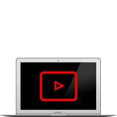 Ремонт видеоадаптера MacBook Air, фото 1