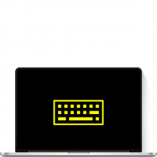 Замена или ремонт клавиатуры MacBook Pro, фото 1