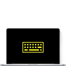 Ремонт подсветки клавиатуры MacBook Pro, фото 1