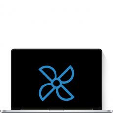 Ремонт системы охлаждения MacBook Pro, фото 1
